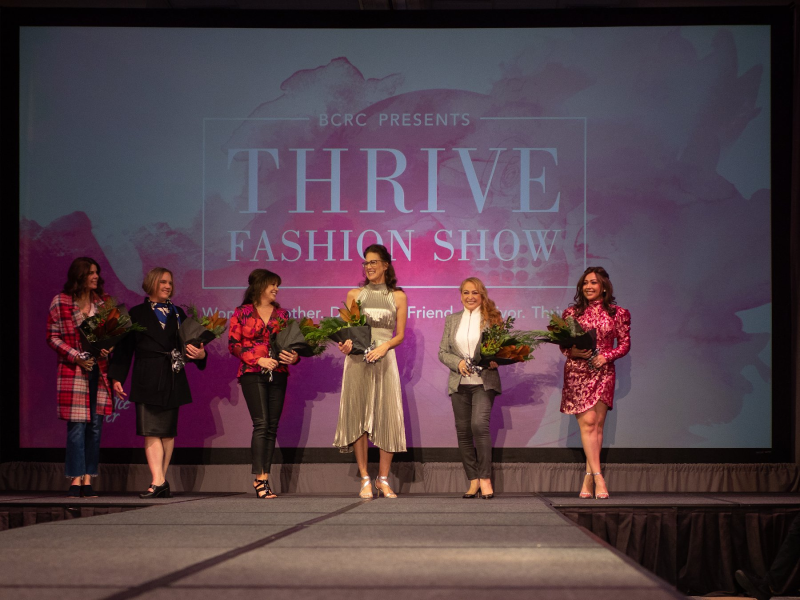 BCRC Thrive Fashion Show 2019