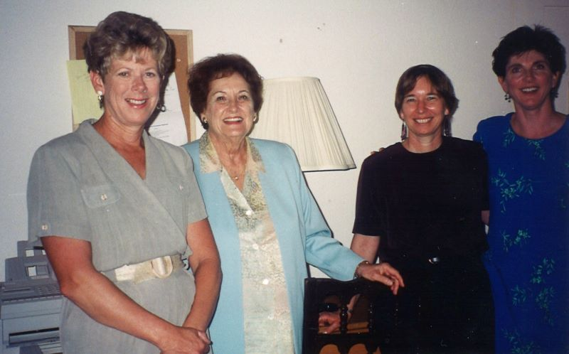 BCRC Founding Mothers